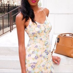 Urban Outfitters Dresses - Love Sadie mint chiffon maxi dress